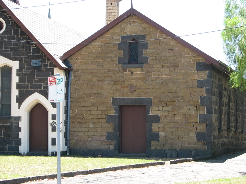 UNITING CHURCH SECOND WESLEYAN METHODIST CHAPEL SOHE 2008