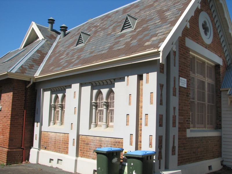 PRIMARY SCHOOL NO.461- FORMER BURWOOD SCHOOL SOHE 2008