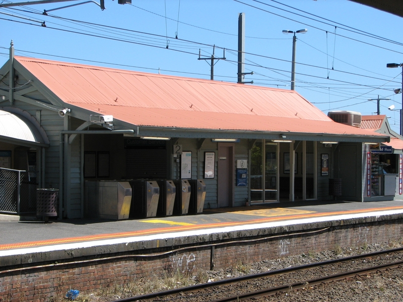 RINGWOOD RAILWAY STATION SOHE 2008