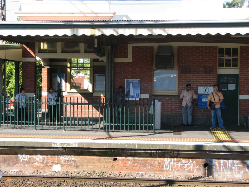 CAULFIELD RAILWAY STATION COMPLEX SOHE 2008