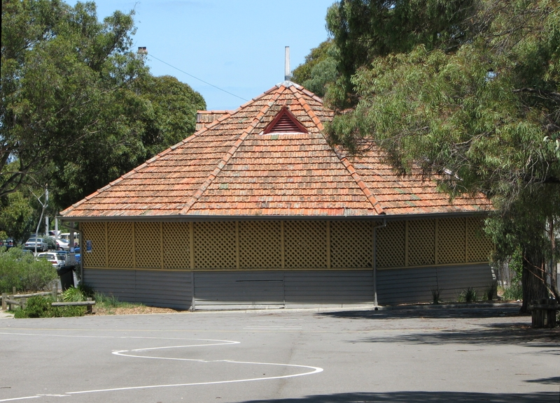 INFANT BUILDING AND SHELTER SHED, PRIMARY SCHOOL NO.484 SOHE 2008