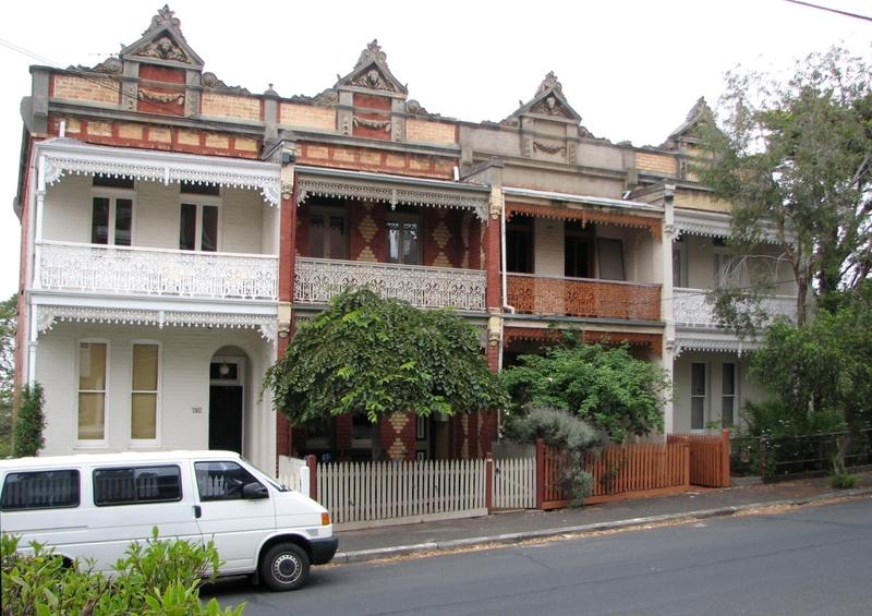 TERRACE HOUSES SOHE 2008