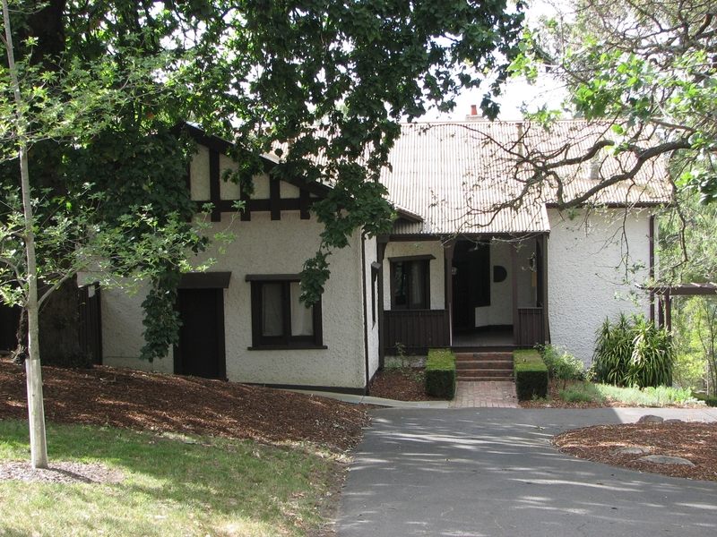 MACGEORGE HOUSE SOHE 2008