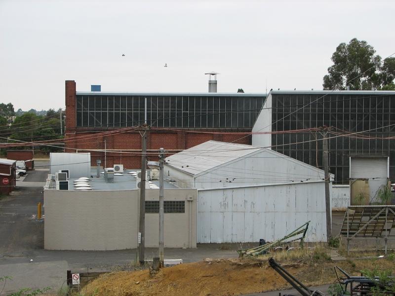 PRESTON TRAMWAY WORKSHOPS SOHE 2008