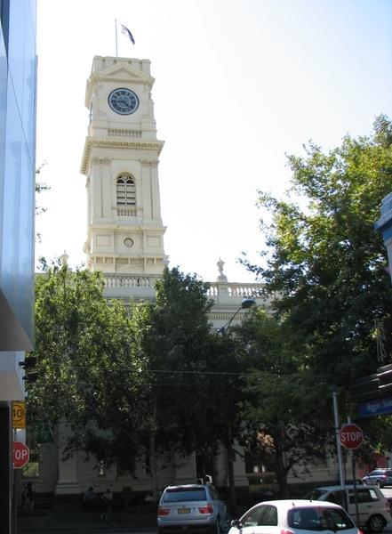 PRAHRAN TOWN HALL SOHE 2008