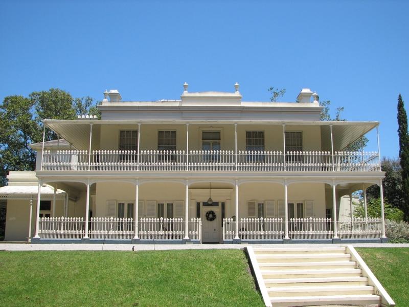COMO HOUSE SOHE 2008