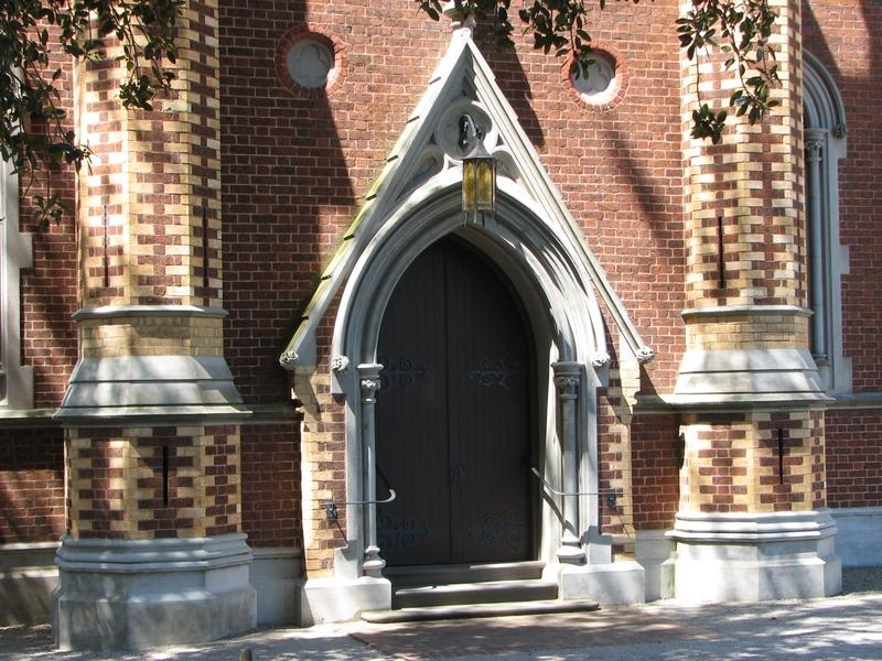 FORMER CONGREGATIONAL CHURCH SOHE 2008
