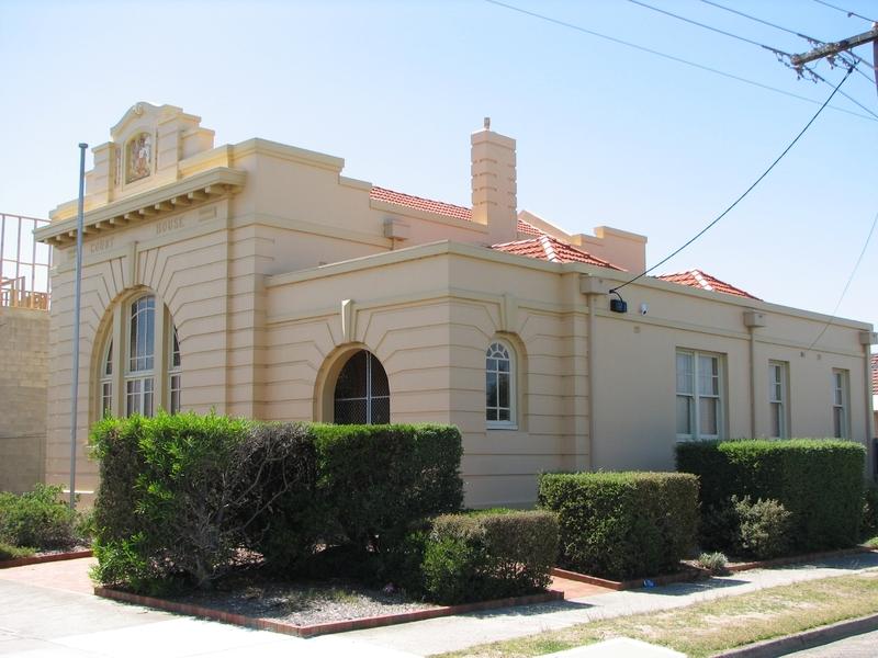 CHELSEA COURT HOUSE SOHE 2008