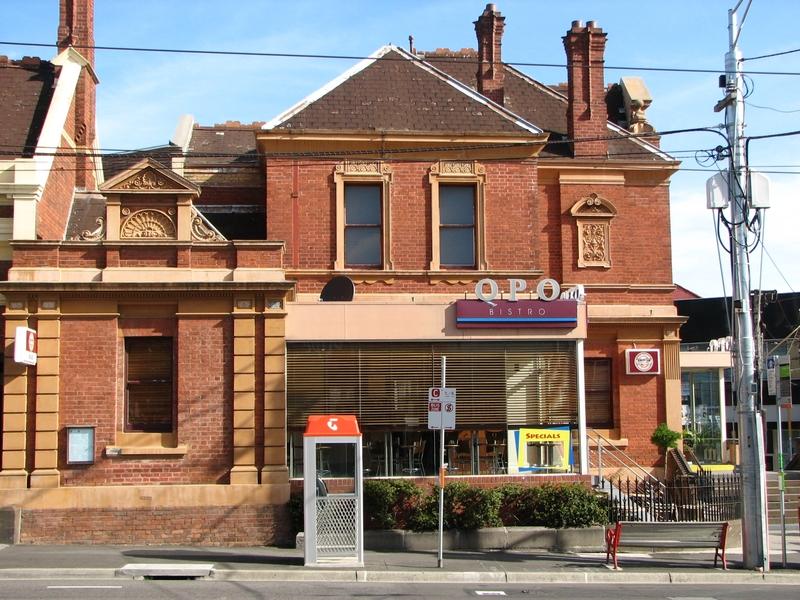 FORMER KEW POST OFFICE SOHE 2008