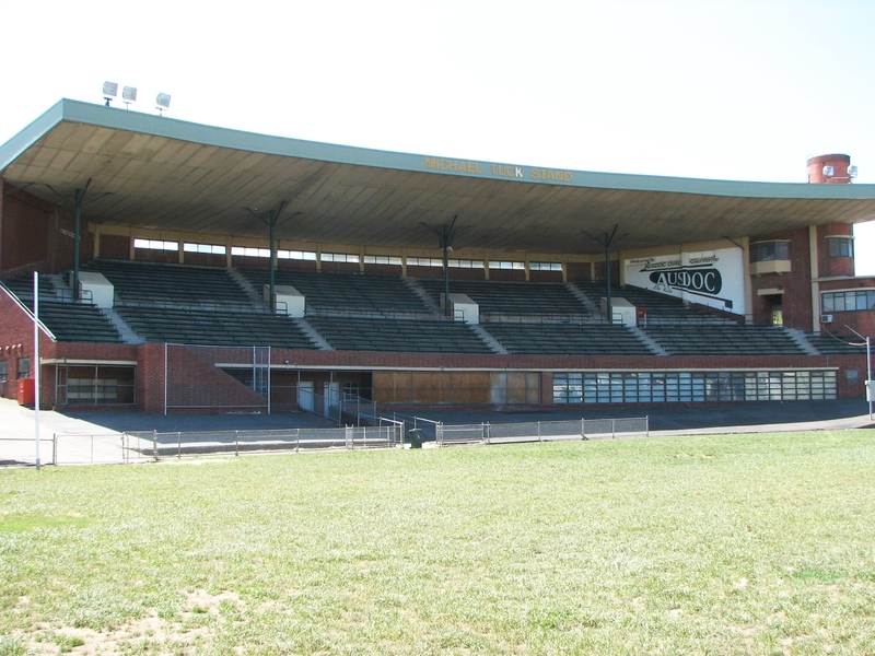 GLENFERRIE OVAL GRANDSTAND SOHE 2008