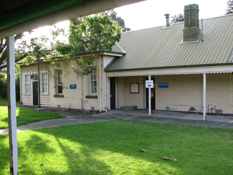 POLICE STATION AND FORMER COURT HOUSE SOHE 2008
