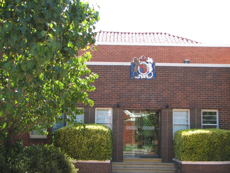 CAMBERWELL COURT HOUSE AND POLICE STATION SOHE 2008