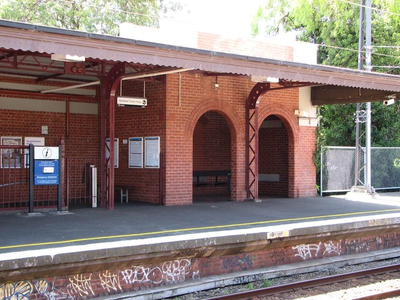 AUBURN RAILWAY STATION COMPLEX SOHE 2008