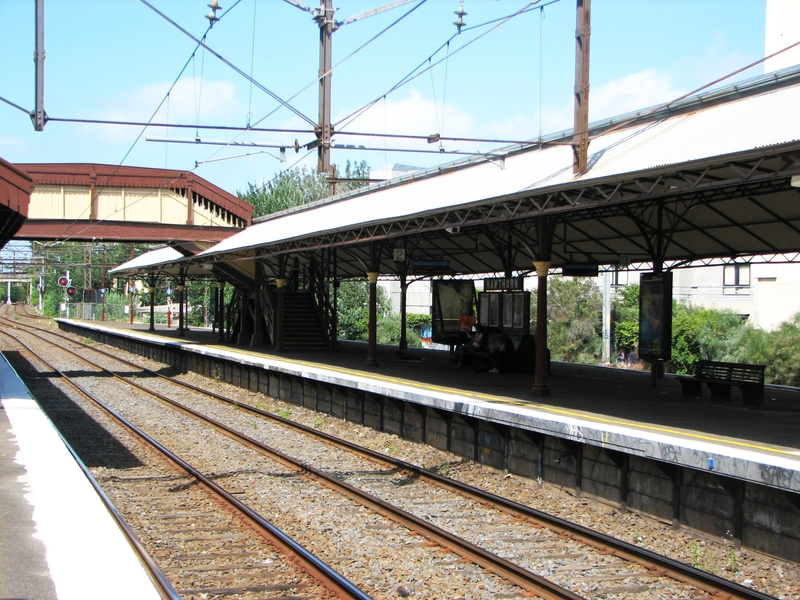 HAWTHORN RAILWAY STATION COMPLEX SOHE 2008