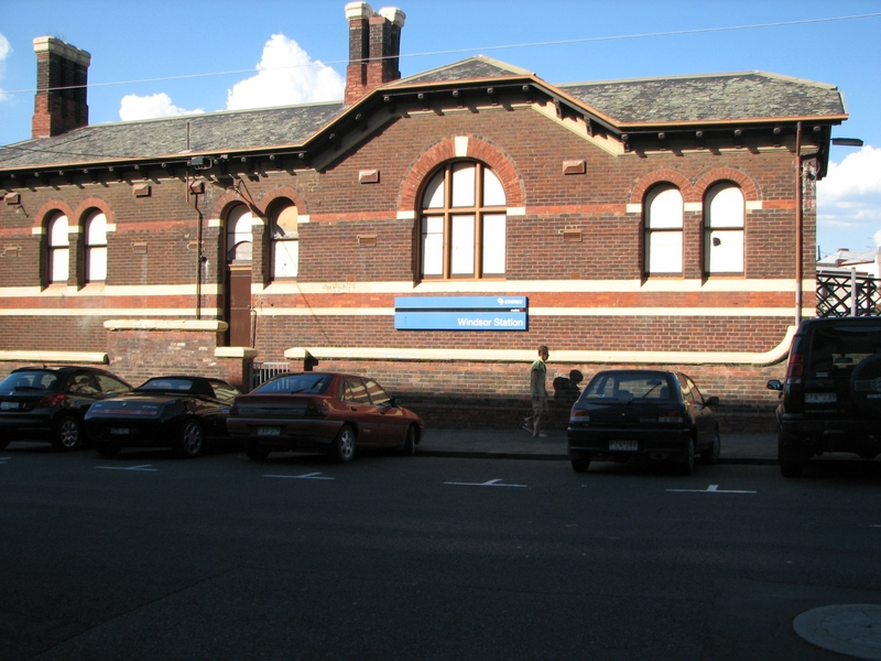 WINDSOR RAILWAY STATION COMPLEX SOHE 2008