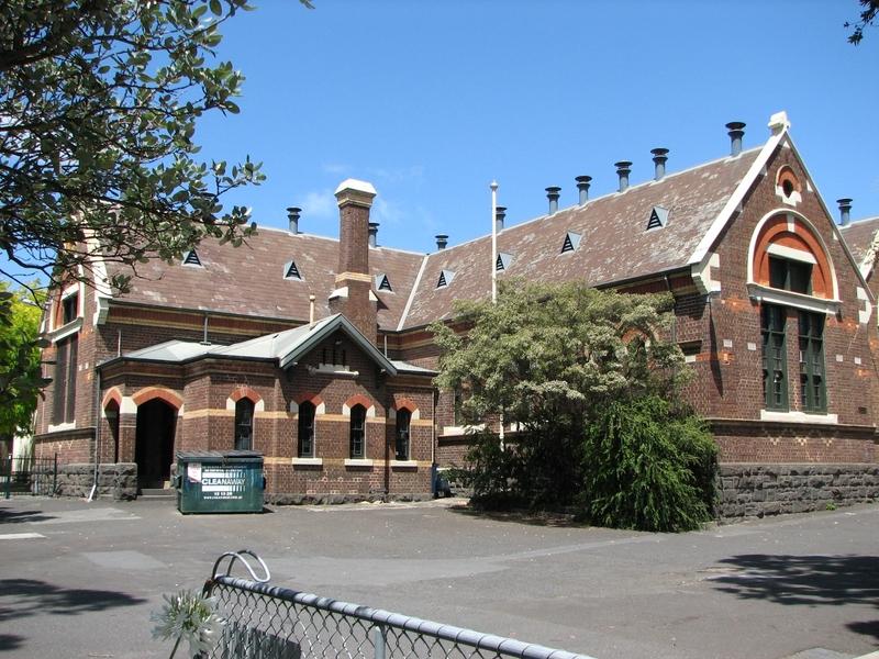 GLENFERRIE PRIMARY SCHOOL (PRIMARY SCHOOL NO.1508) SOHE 2008