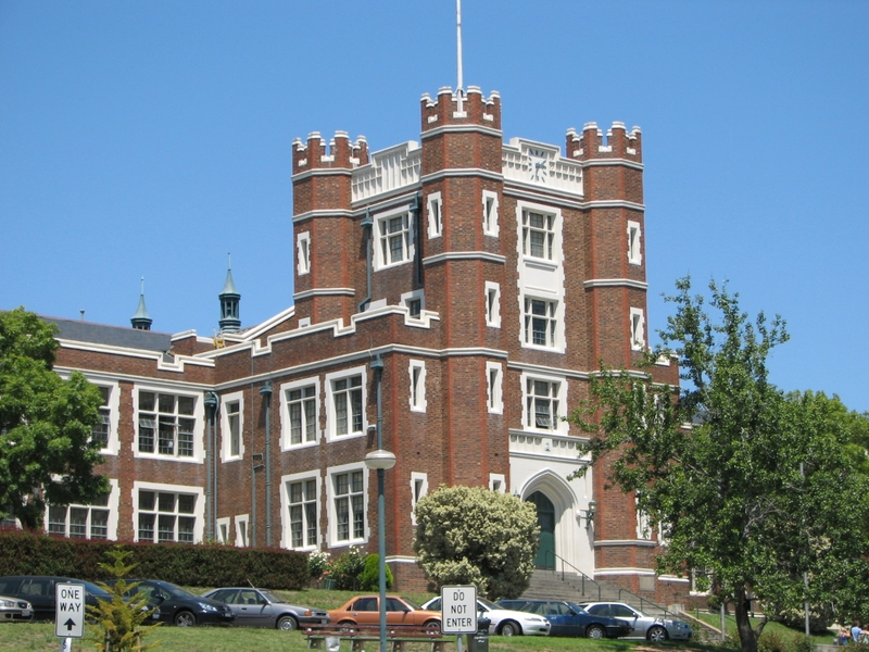MELBOURNE HIGH SCHOOL SOHE 2008