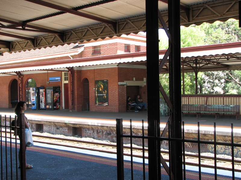 GLENFERRIE RAILWAY STATION COMPLEX SOHE 2008
