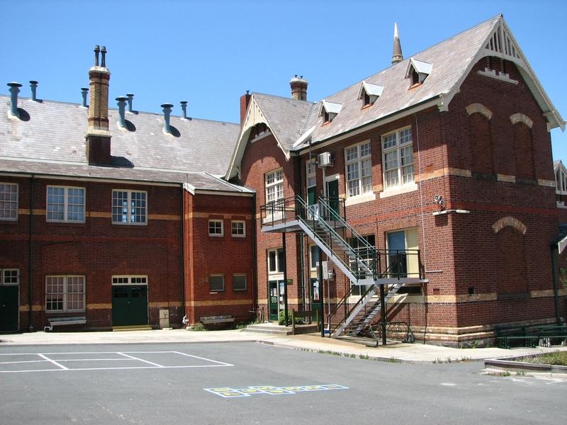 AUBURN PRIMARY SCHOOL NO.2948 SOHE 2008