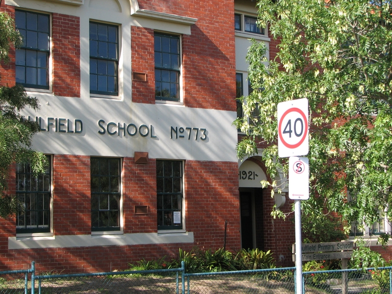 PRIMARY SCHOOL NO.773 SOHE 2008