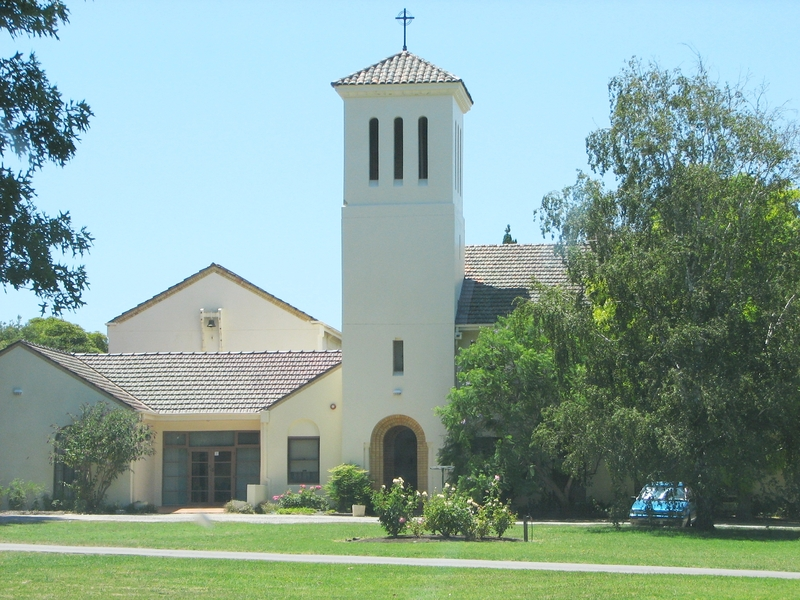 COMMUNITY OF THE HOLY NAME AND RETREAT HOUSE SOHE 2008