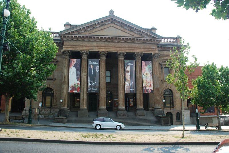 MASONIC HALL SOHE 2008