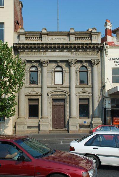 FORMER COMMERCIAL BANK OF AUSTRALIA SOHE 2008