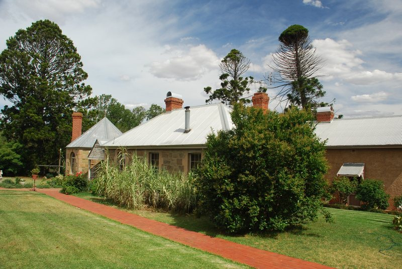 ADELAIDE VALE HOMESTEAD AND OUTBUILDINGS SOHE 2008