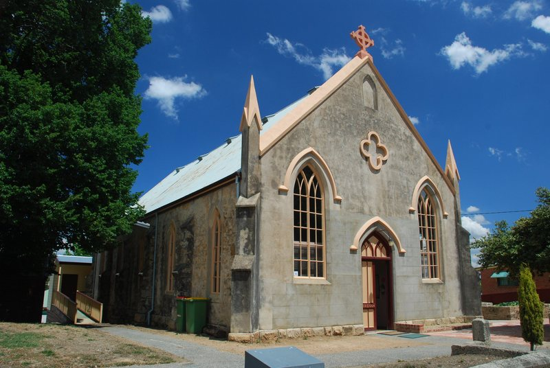 FORMER METHODIST CHURCH SOHE 2008