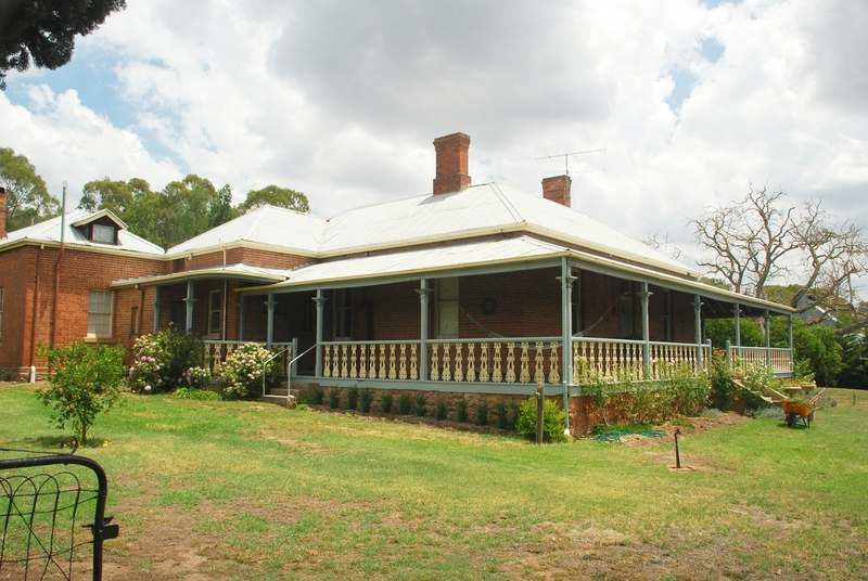 MERRIANG HOMESTEAD SOHE 2008