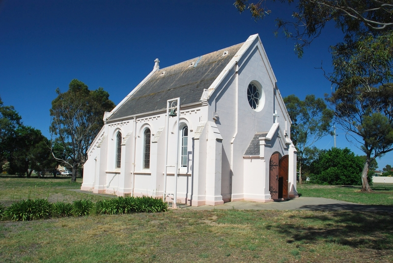 ST MARKS ANGLICAN CHURCH SOHE 2008