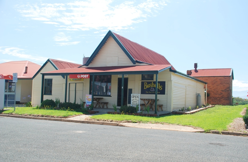 TINTALDRA GENERAL STORE AND FORMER BAKERY SOHE 2008