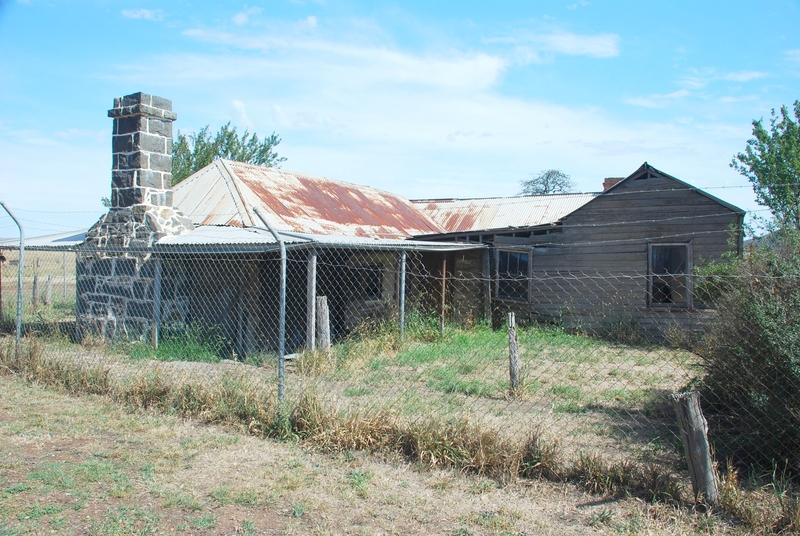 JOHN KELLY'S FORMER HOUSE SOHE 2008