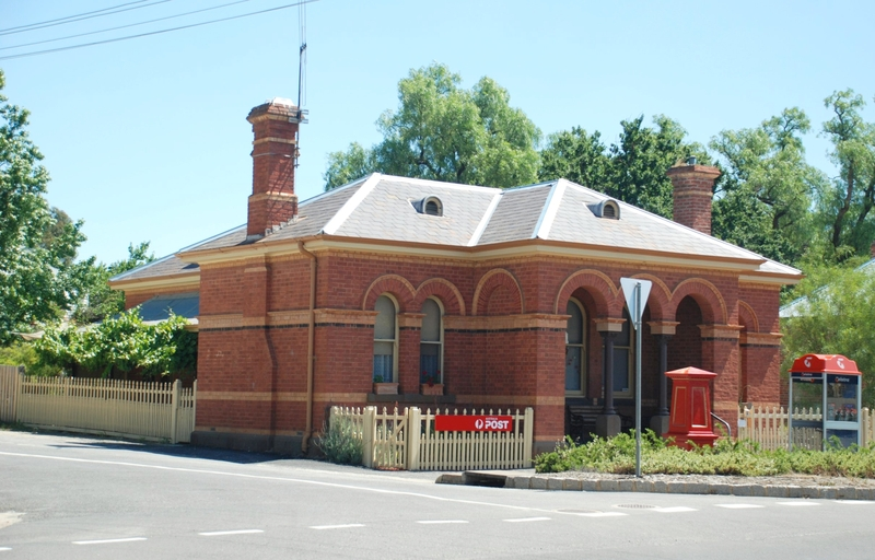 CHEWTON POST OFFICE SOHE 2008