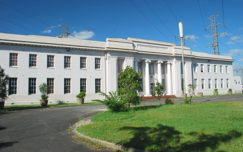 FORMER YALLOURN POWER STATION ADMINSTRATIVE BUILDING SOHE 2008