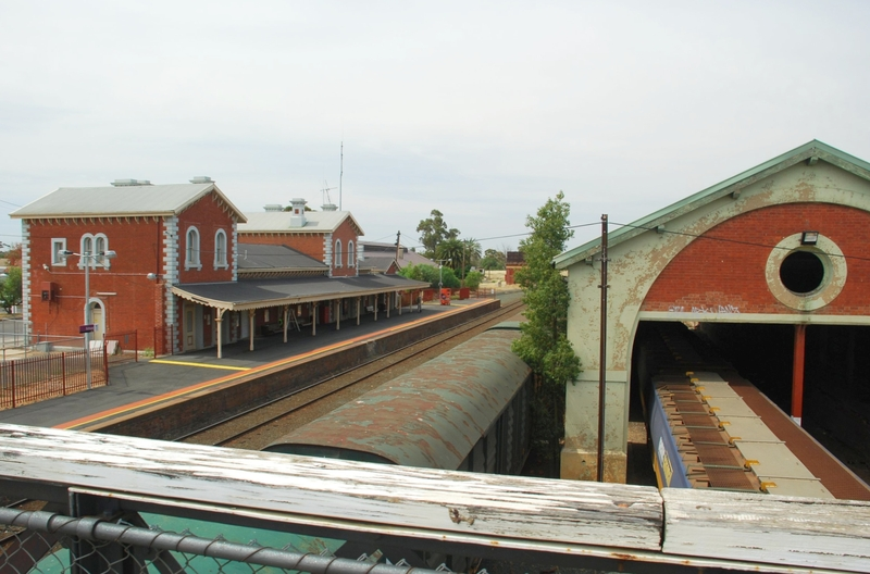 ECHUCA RAILWAY STATION COMPLEX SOHE 2008