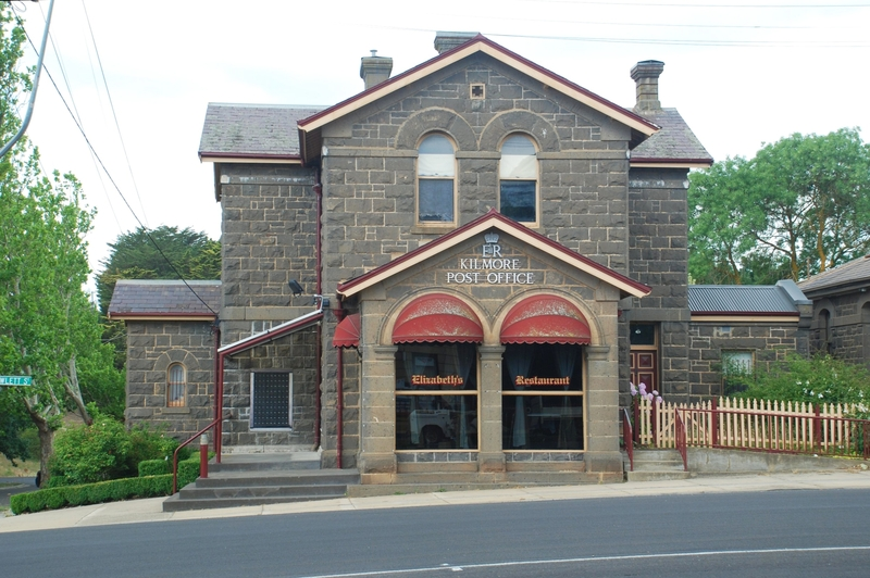 FORMER KILMORE POST OFFICE SOHE 2008
