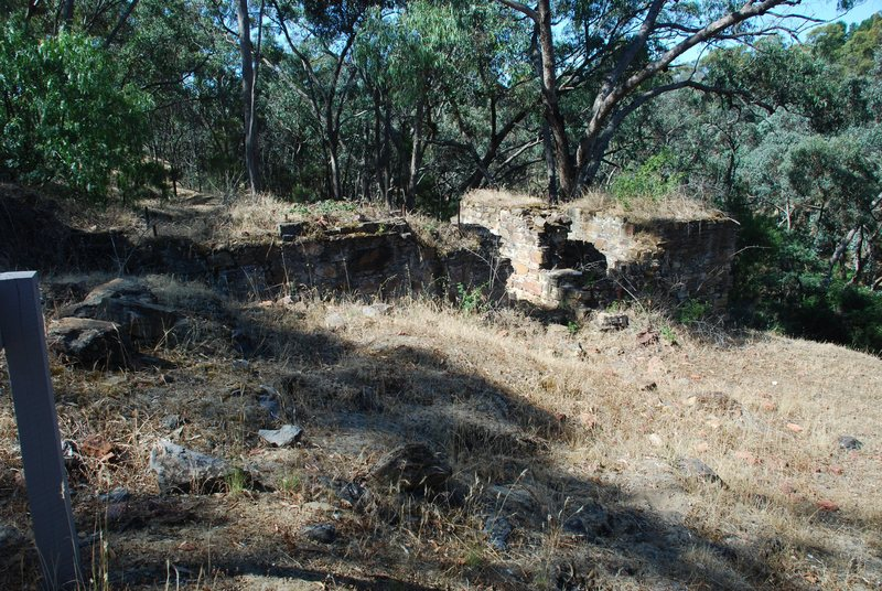SPRING GULLY QUARTZ GOLD MINES SOHE 2008