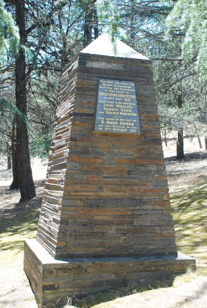 SPECIMEN GULLY GOLD MEMORIAL SOHE 2008