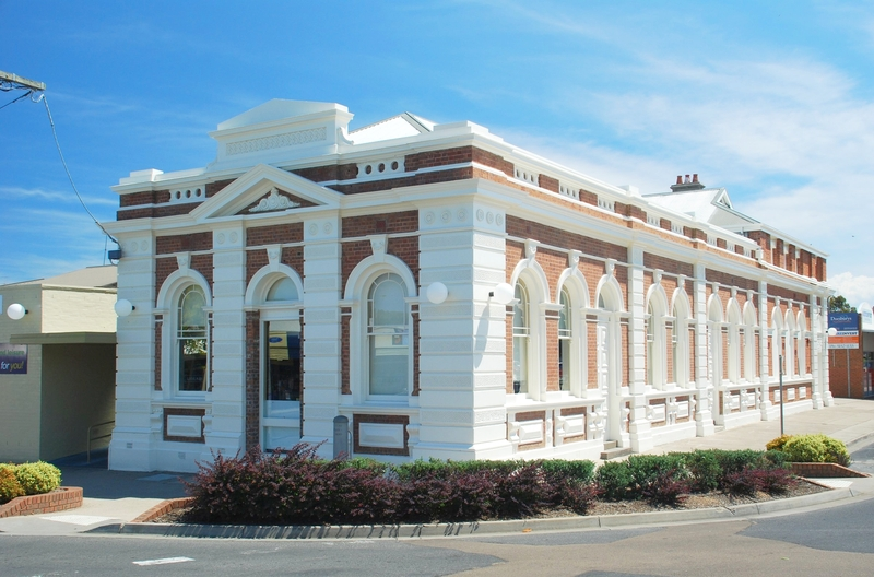 EAST GIPPSLAND SHIRE LIBRARY (FORMER BAIRNSDALE MECHANICS INSTITUTE) SOHE 2008