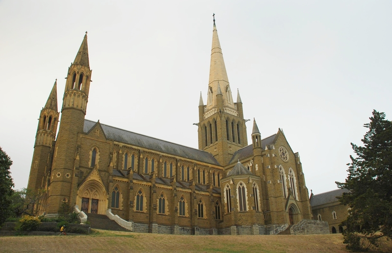 SACRED HEART CATHEDRAL SOHE 2008