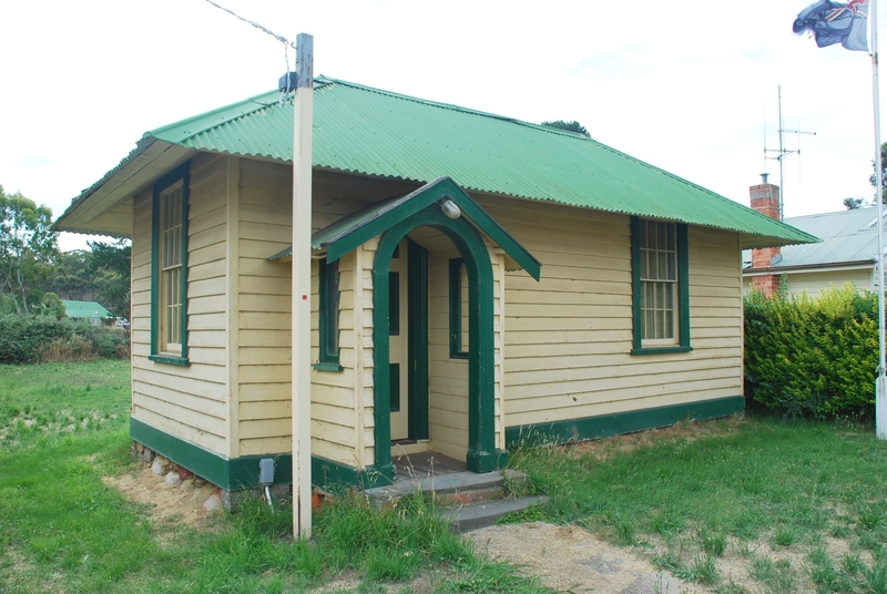 FORMER NEWSTEAD SHIRE CHAMBERS SOHE 2008