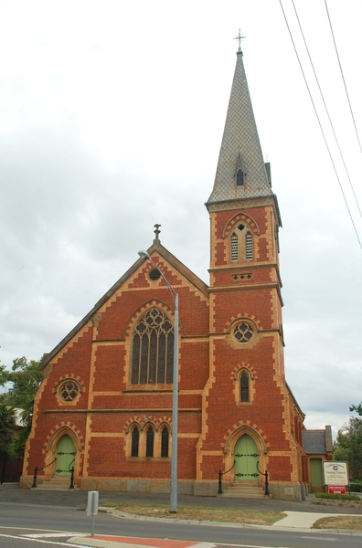 UNITING CHURCH SOHE 2008