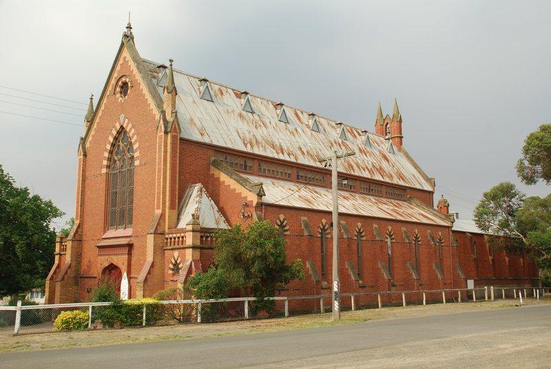UNITING CHURCH AND SUNDAY SCHOOL SOHE 2008