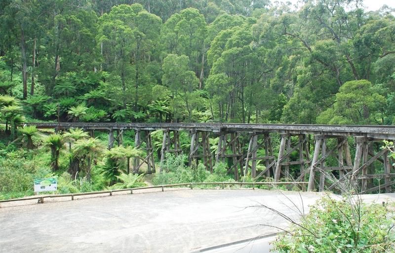RAIL BRIDGE SOHE 2008