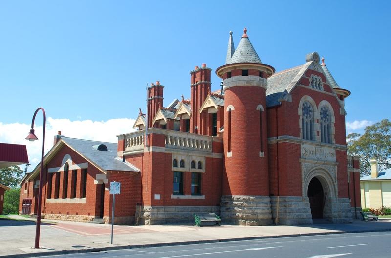 BAIRNSDALE COURT HOUSE SOHE 2008