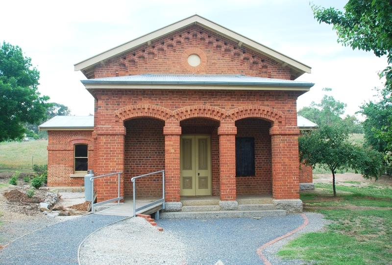 YACKANDANDAH COURT HOUSE SOHE 2008