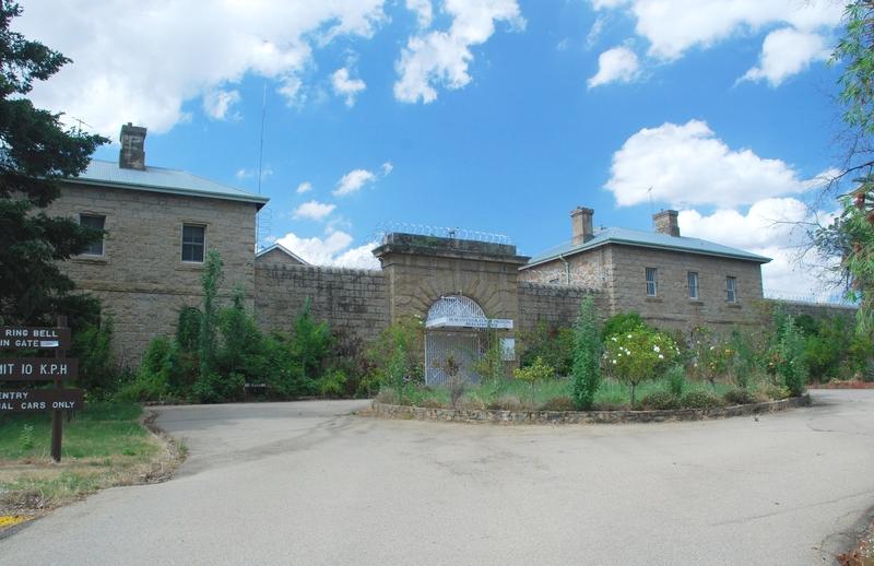 HM PRISON BEECHWORTH SOHE 2008