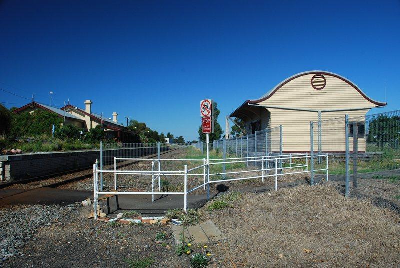 ROSEDALE RAILWAY STATION COMPLEX SOHE 2008