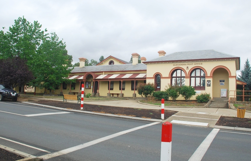 ALEXANDRA COURT HOUSE AND FORMER SHIRE OFFICES SOHE 2008